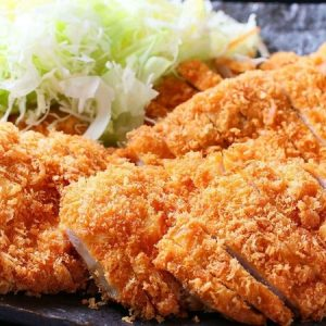 Japanese Fried Pork Cutlet