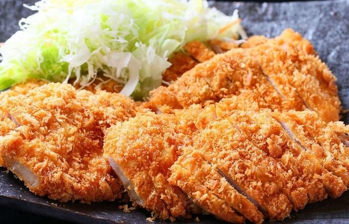 Japanese Fried Pork Cutlet