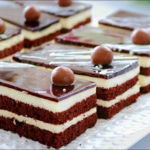 Milk Slice Cake