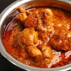 Punjabi Chicken Gravy