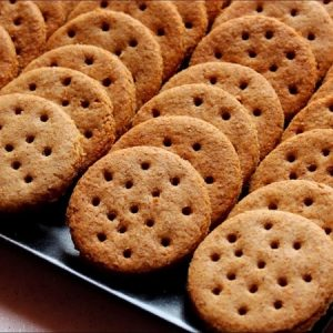 Bran Biscuits