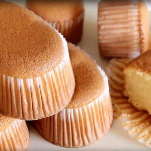 Fluffy Castella Sponge Cake