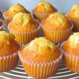 Super Fluffy Homemade Muffins