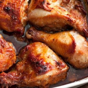 Savory Chicken Thighs Marinade
