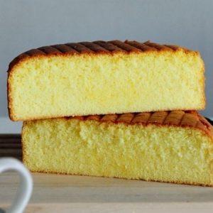Butter Sponge Cake