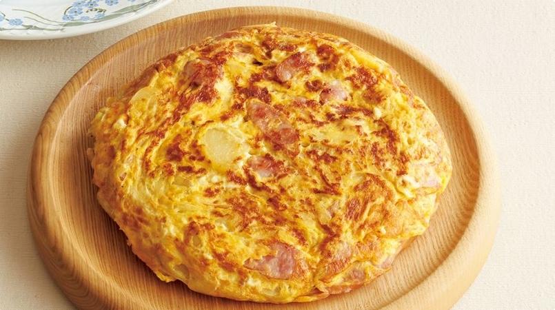 Spanish-style Omelet