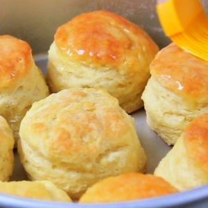 Incredibly Flaky and Tender Biscuits