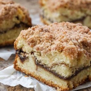 The Perfect Coffee Cake