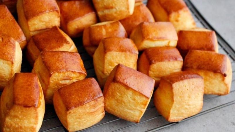 Cube Milk Bread