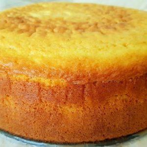 Super Soft Vanilla Sponge Cake