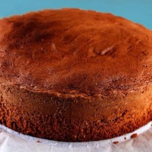 Microwave Eggless Chocolate Cake