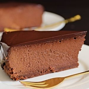 Super Delicious Chocolate Cheesecake