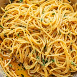 Garlic Butter Pasta Sauce