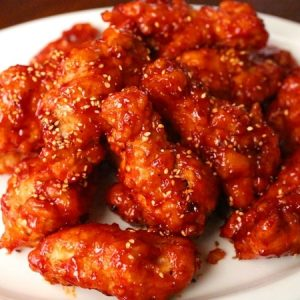 Sweet and Savory Sesame Chicken