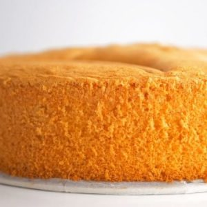 4-Ingredient Sponge Cake