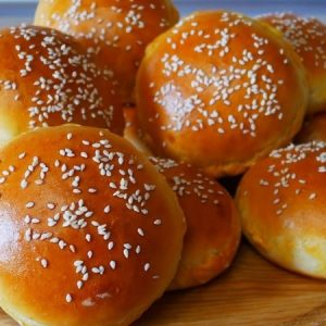 Eggless Bun Recipe