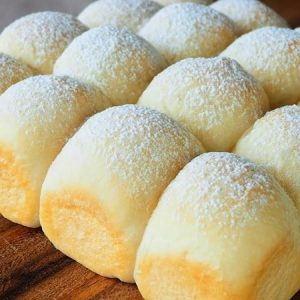 Soft and Fluffy Milk Bread