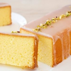 Perfect Weekend Citron Cake