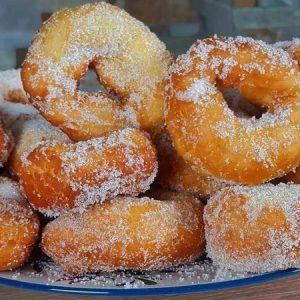 Anise Doughnuts