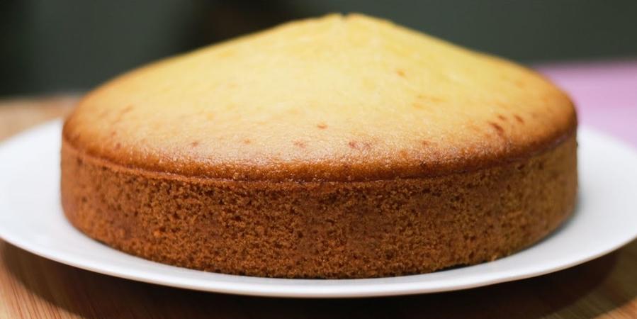 Perfect Plain Cake