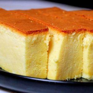 Yellow Butter Cake
