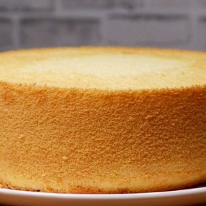 American Sponge Cake