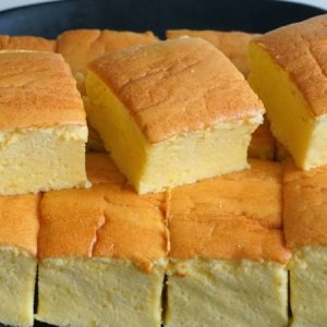 Super Soft Traditional Butter Cake