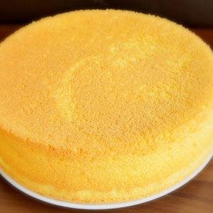 Super Soft and Irresistible Sponge Cake