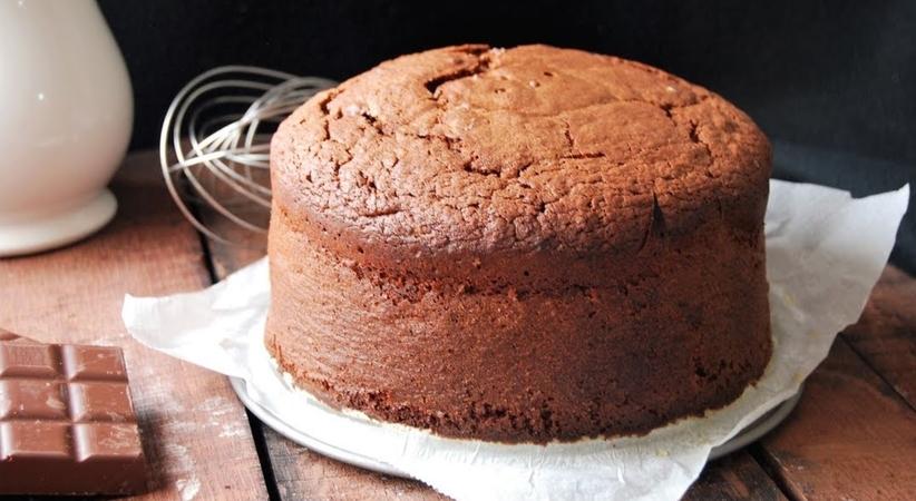 The Easiest Chocolate Cake
