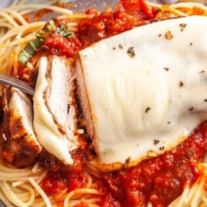 Classic Parmesan Chicken