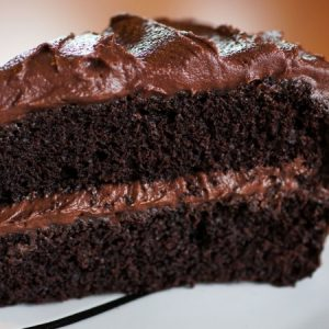Chocolate Butter Cake