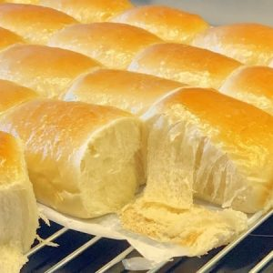 Soft Dinner Rolls, they Practically Melt in Your Mouth.