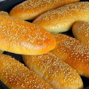 Hamburger Bread Recipe