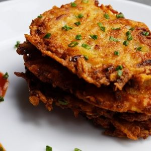 Crispy Hash Brown Recipe