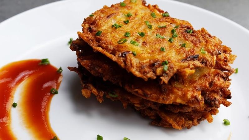 Crispy Hash Brown Recipe