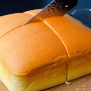 Super Soft Irresistible Japanese Sponge Cake