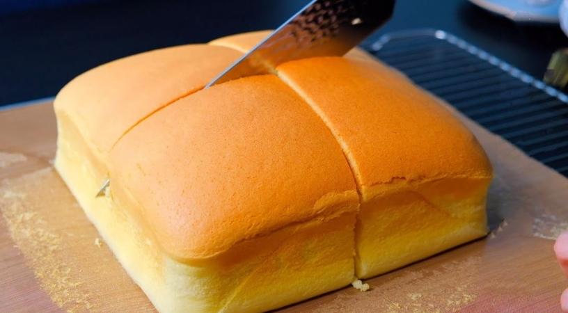 Super Soft Irresistible Japanese Sponge Cake