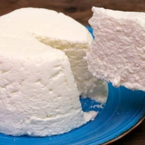 Homemade Fresh Mozzarella Cheese