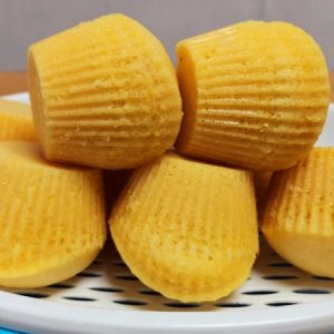 Yellow Cupcakes Recipe