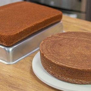 Richly Chocolatey Texas Sheet Cake