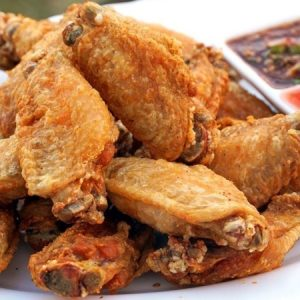 Crispy Baked Wings Recipe