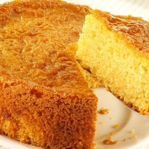 Delicious and Moist French Yogurt Cake