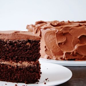 Chocolaty, Rich and Moist Cake
