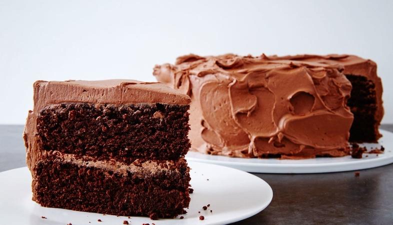 Chocolaty, Rich and Moist Cake