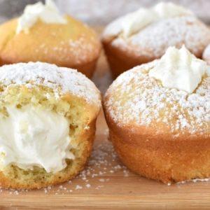 Cream Muffin
