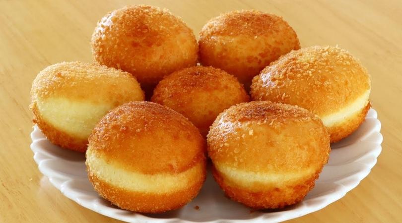 Fried Donut Balls