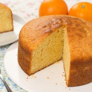 Orange Marmalade Pound Cake