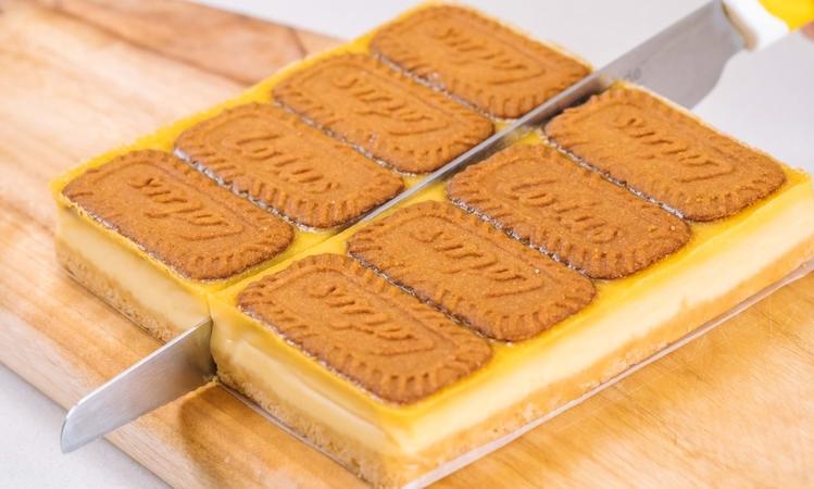 No Bake Salted Caramel Cheesecake