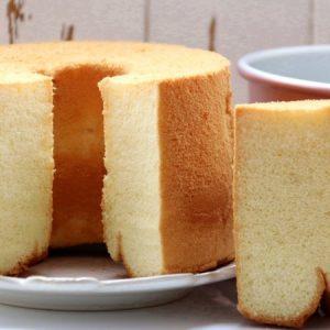 7-inch Hollow Chiffon Cake