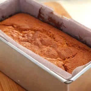 Eggless Vanilla Butter Cake